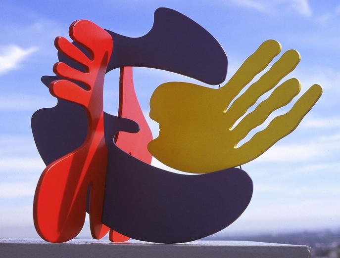 Norm Looney - Public Art - Compassion I